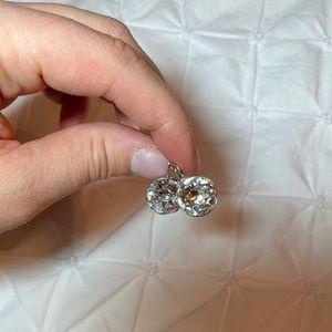 NWOT Swarovski Bella Pierced Earrings